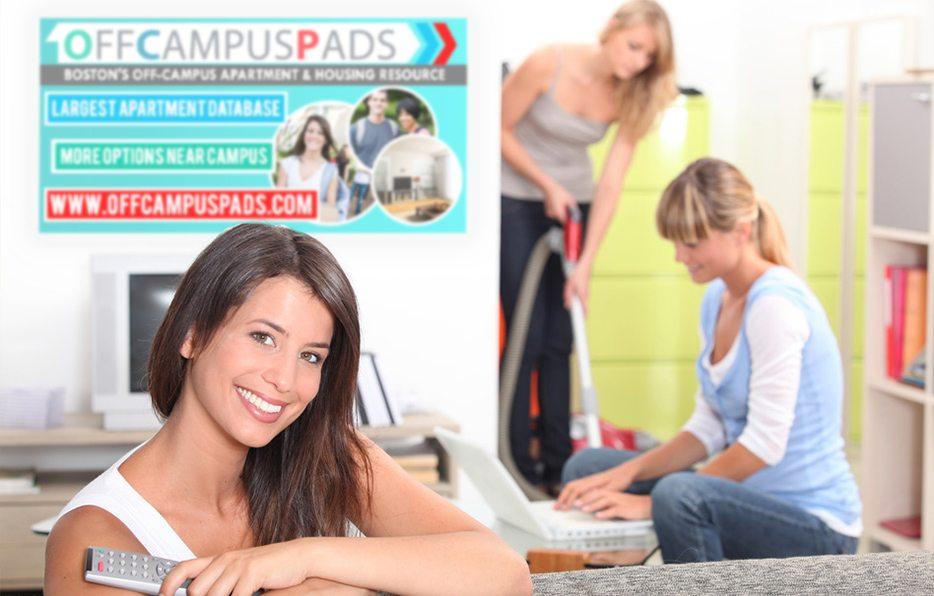 Boston Off Campus Living Resources
