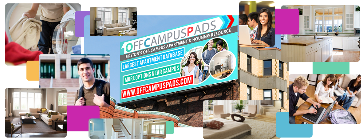 Off-Campus Boston Apartments for Rent